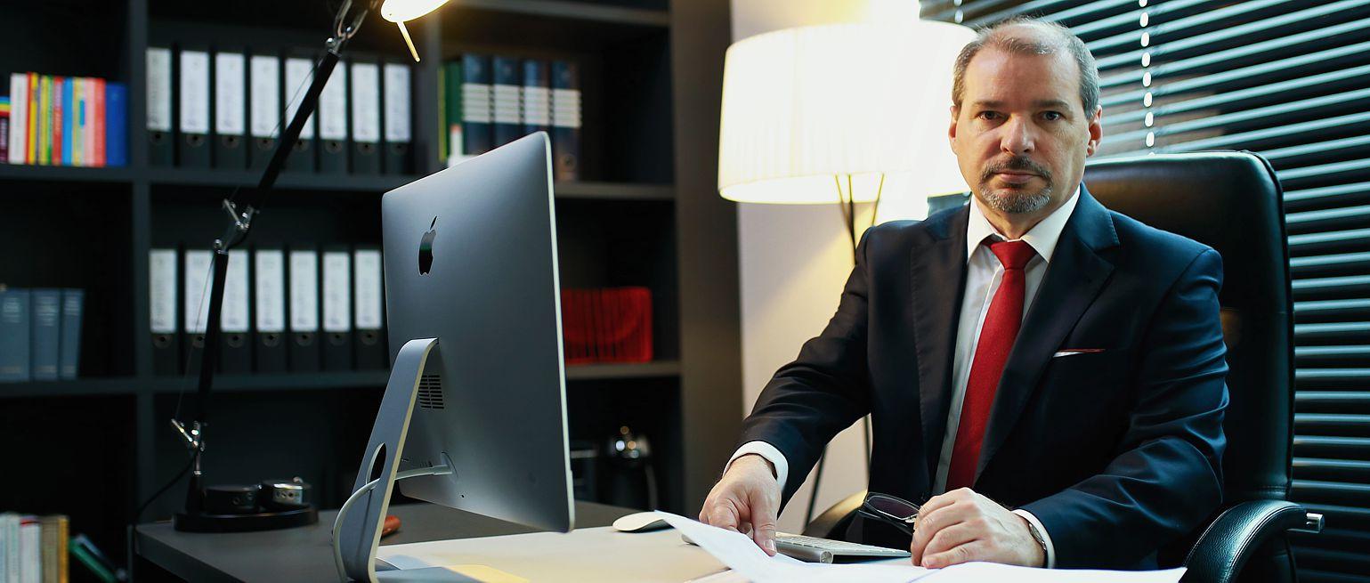 Ryszard Brodnicki - Kancelaria Prawna Brodniccy Radcy Prawni sp.k., Toruń