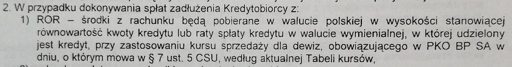 PKO BP kredyt w walucie wymienialnej. PKO BP kredyt CHF. PKO BP pozew frankowy. PKO BP unieważnienie umowy kancelaria frankowa